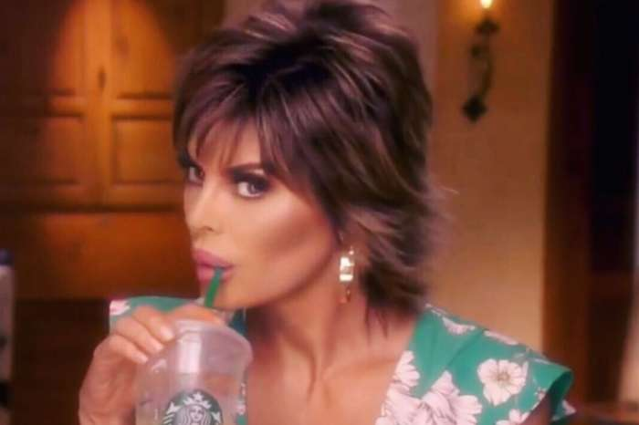 RHOBH's Lisa Rinna Stuns With Long, Curly Hair — Fans Love The Hairstyle