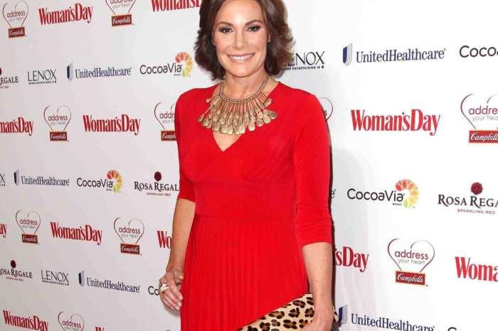 Luann De Lesseps Claims Her Arresting Officer Was Put In Jail For False Arrests