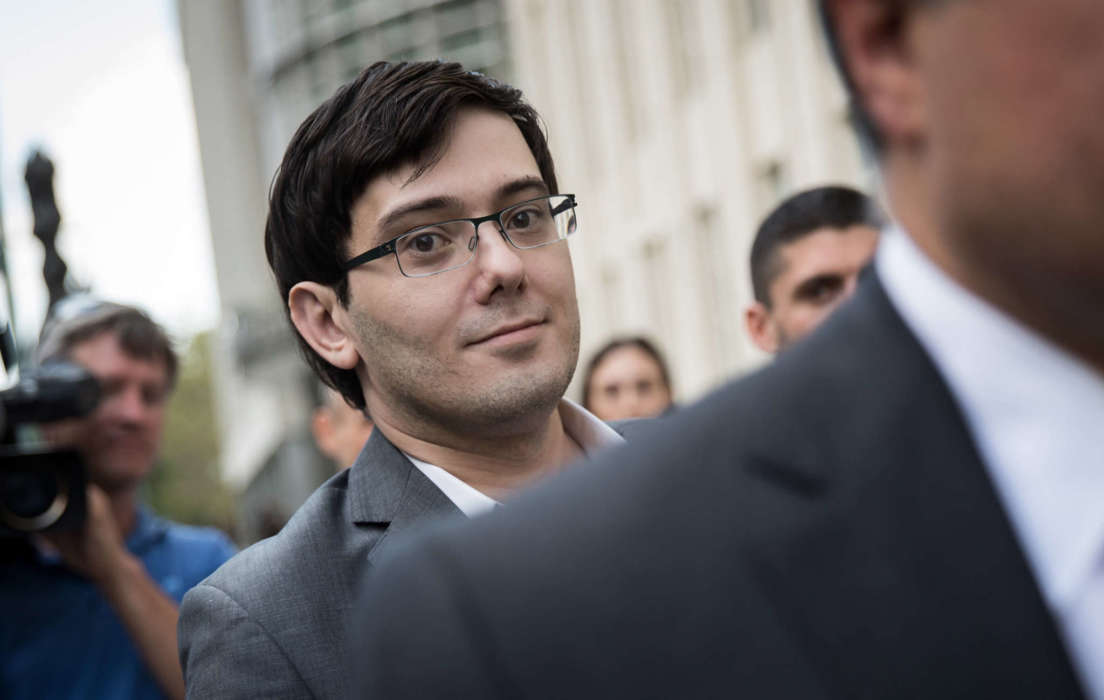 Martin Shkreli won't get released from prison to research coronavirus