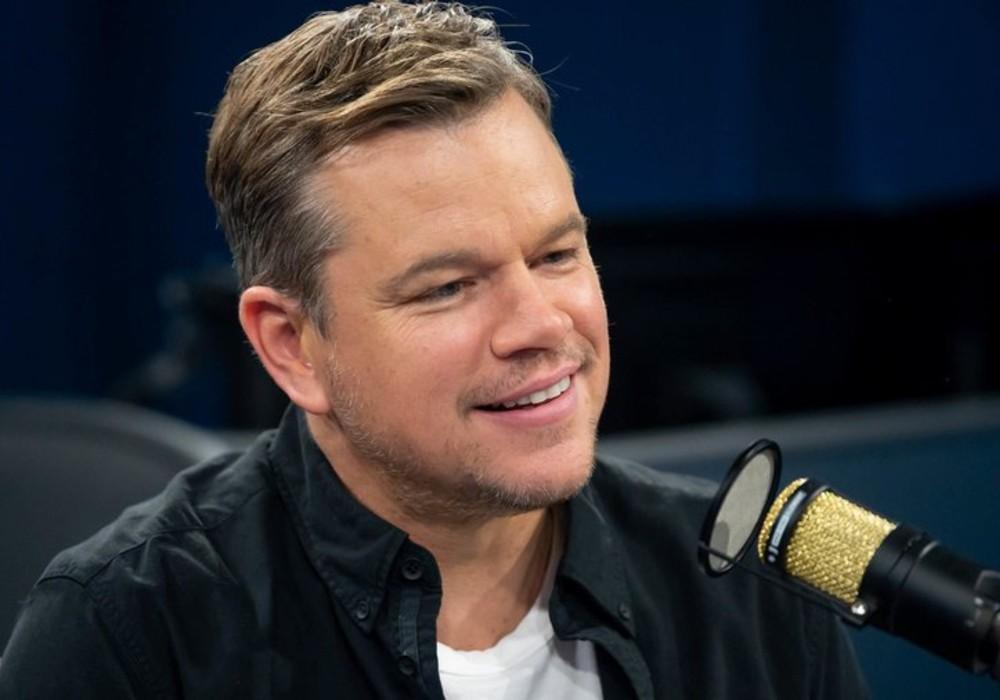 Matt Damon Describes Quarantine Life In Ireland As 'A Fairy Tale'