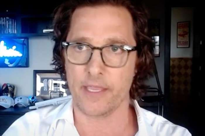 Matthew McConaughey Calls For Unity In The Battle Against COVID-19, Says It's Not A Political Issue