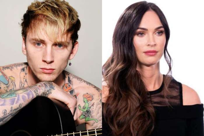 Machine Gun Kelly And Megan Fox Spotted Hanging Out Prompting Rumors Of Her Split With Husband Brian Austin Green
