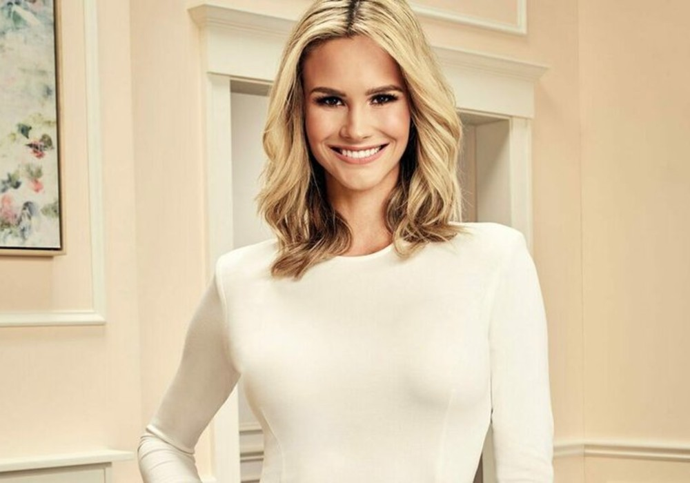 Meghan King Edmonds Spends Holiday Weekend With New Boyfriend, Christian Schauf