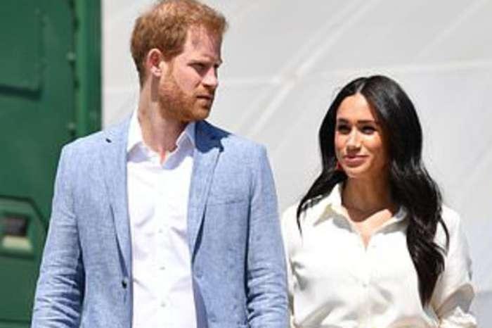 Meghan Markle Has 'Americanized' Prince Harry Says Ladies of London Alum Julie Montagu