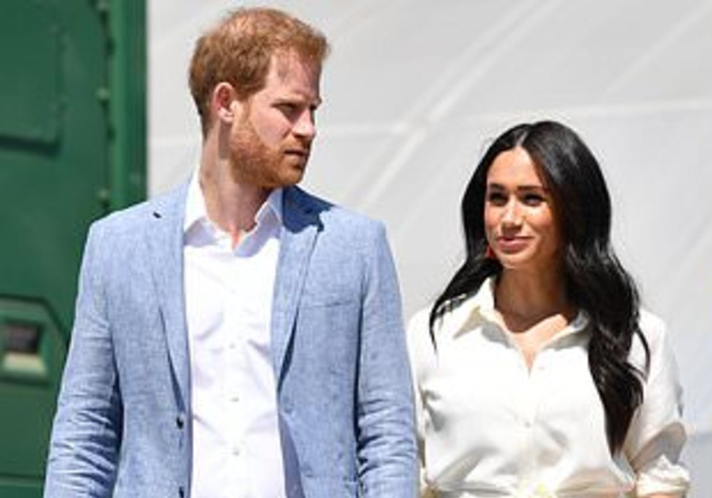 Meghan Markle Has 'Americanized' Prince Harry Says Ladies of London's Julie Montagu