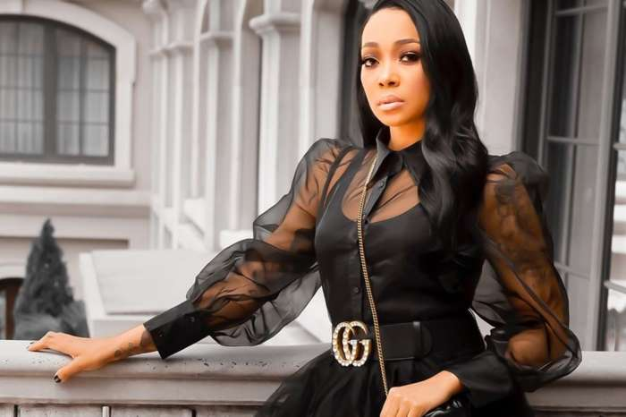 Monica Shares Heartbreaking News With Somber Yet Stunning Photos -- Tiny Harris And La La Anthony Show Up