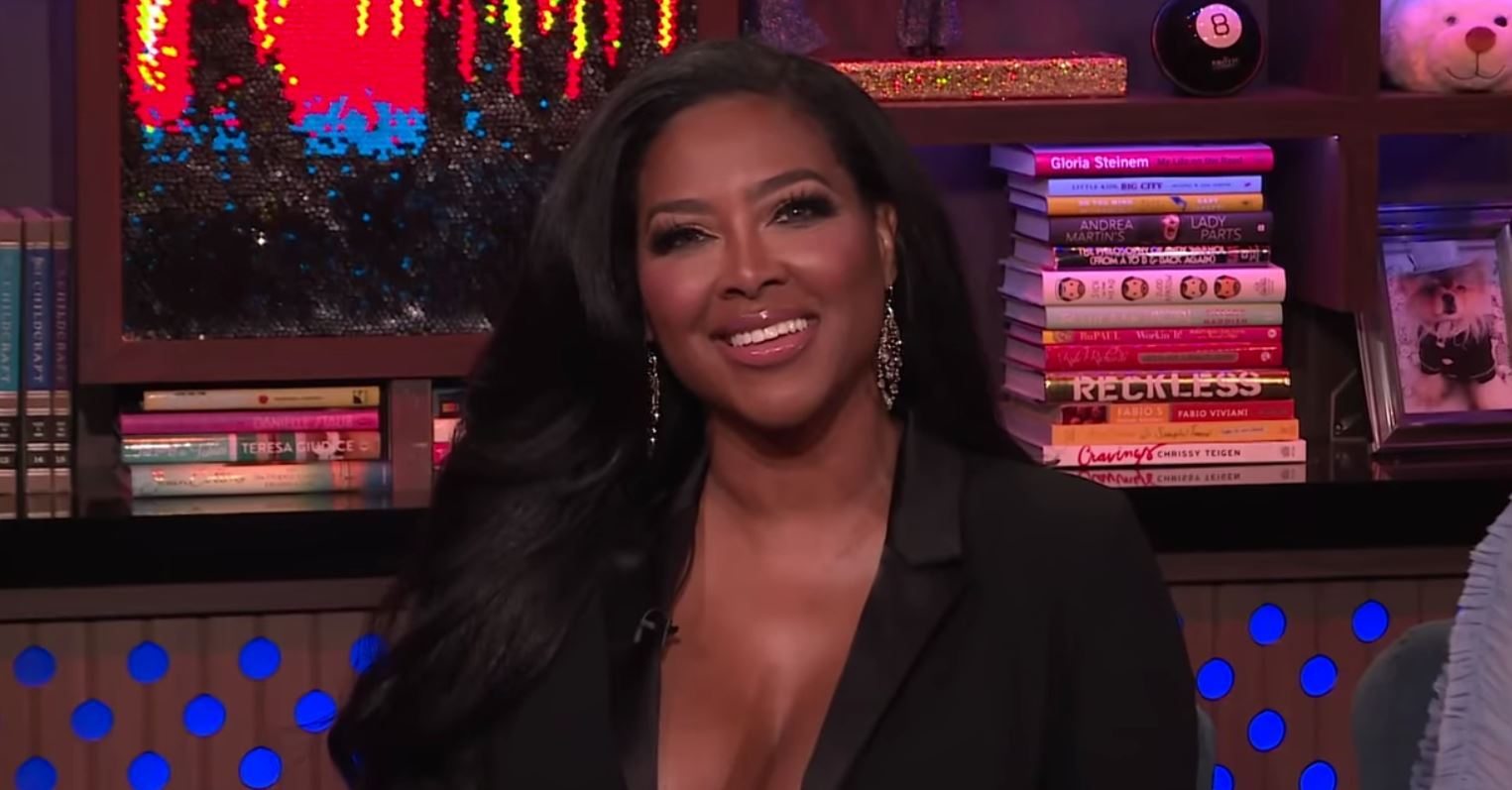 Kenya Moore Is Proud Of Her Hair Care Campaign