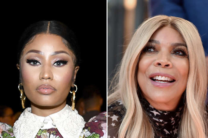 Nicki Minaj Denies Dragging Wendy Williams In 'Say So' Verse After Fans Theorize The Lyrics Are All About The Talk Show Host!