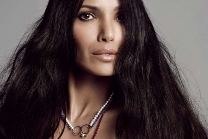 Padma Lakshmi Jokingly Downs Full Glass Of Tequila After Finding Out Her Daughter Won't Go Back To School Until September