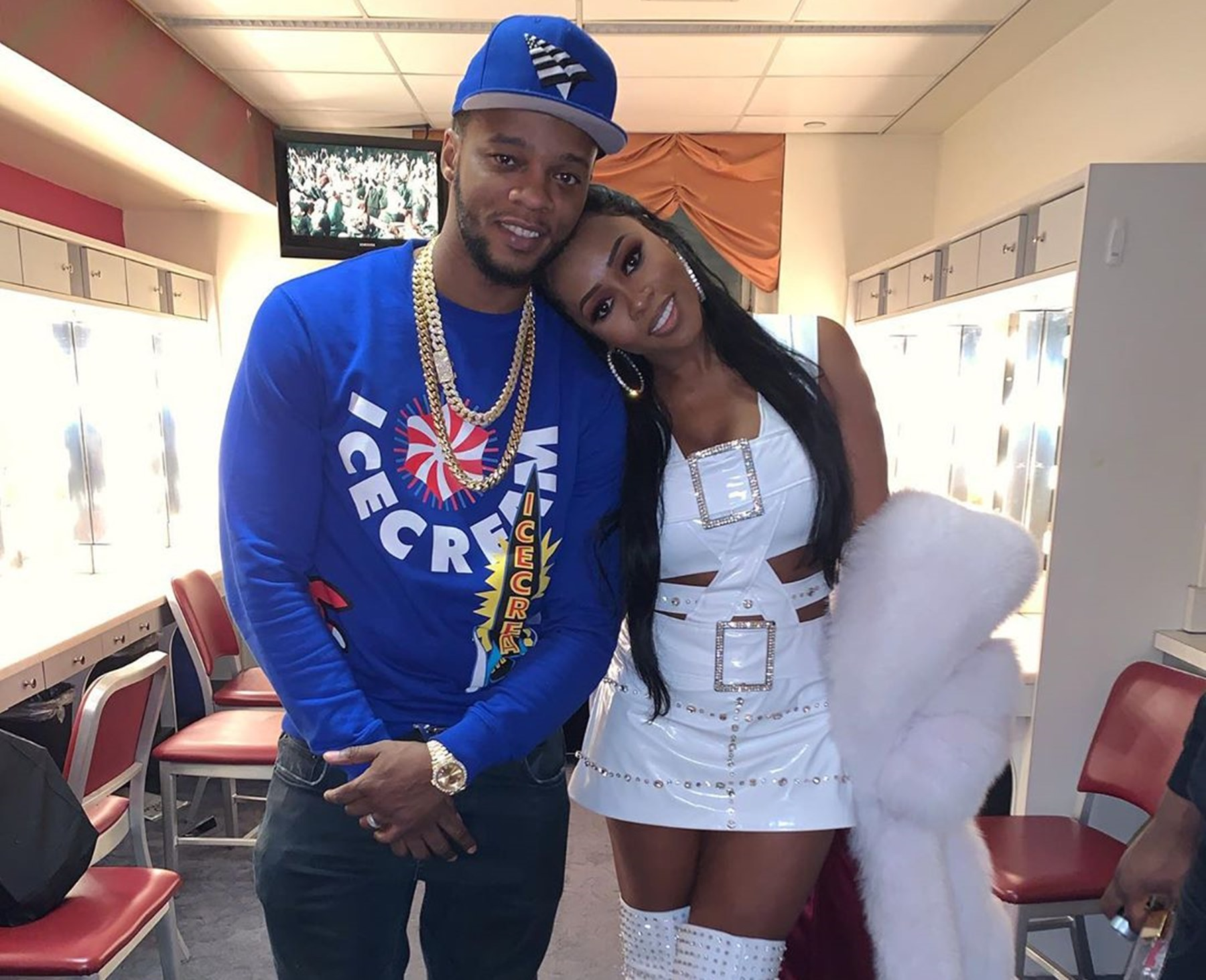 Papoose Remy Ma Wedding Anniversary