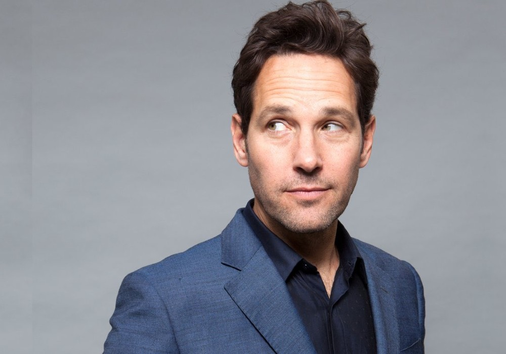 Paul Rudd's Family Gets Creative For His 51st Birthday Celebration At Home During Lockdown