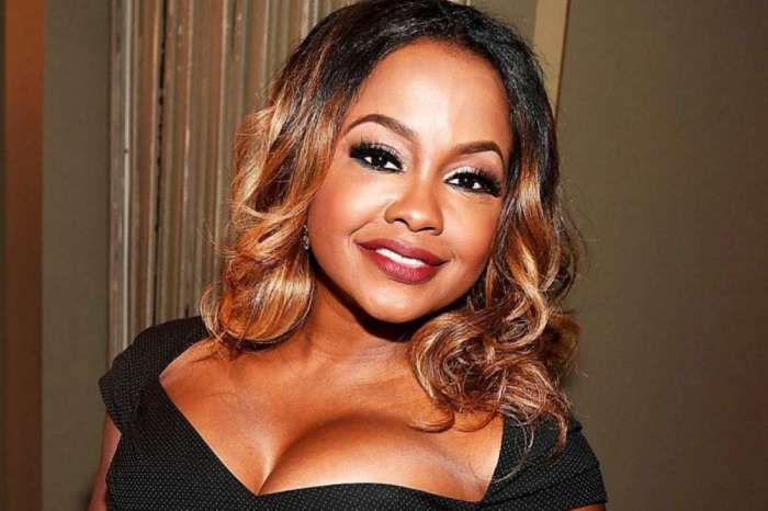 Phaedra Parks Publicly Shows Support To Someone Who Knows All About Giving Second Chances