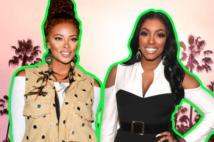 Porsha Williams Trends On Twitter After Epic RHOA Reunion -- Eva Marcille Reacts To Porsha's Threat To Beat Her Up