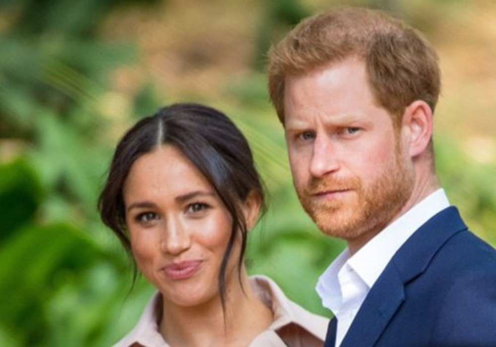 Prince Harry & Meghan Markle Call The Cops After Drones Fly Over Their Los Angeles Mansion