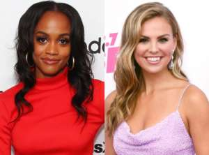 Rachel Lindsay Details Her Conversations With Hannah Brown About Her N-Word Scandal And Explains Why She Was So 'Disappointed' And 'Confused!'