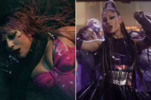 Lady Gaga Fans Officially Declare Her 'Back' After Rain On Me Song And Video