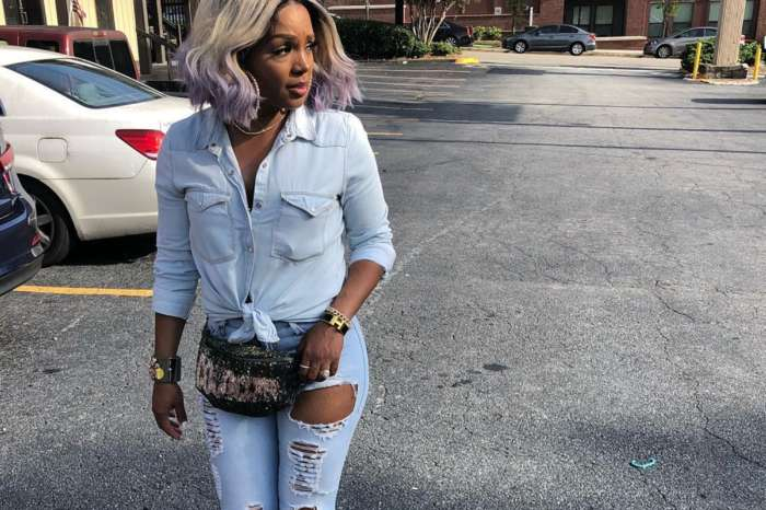 Rasheeda Frost Is A Stunner With This Fresh Look - Check Out Her Rainbow Hair