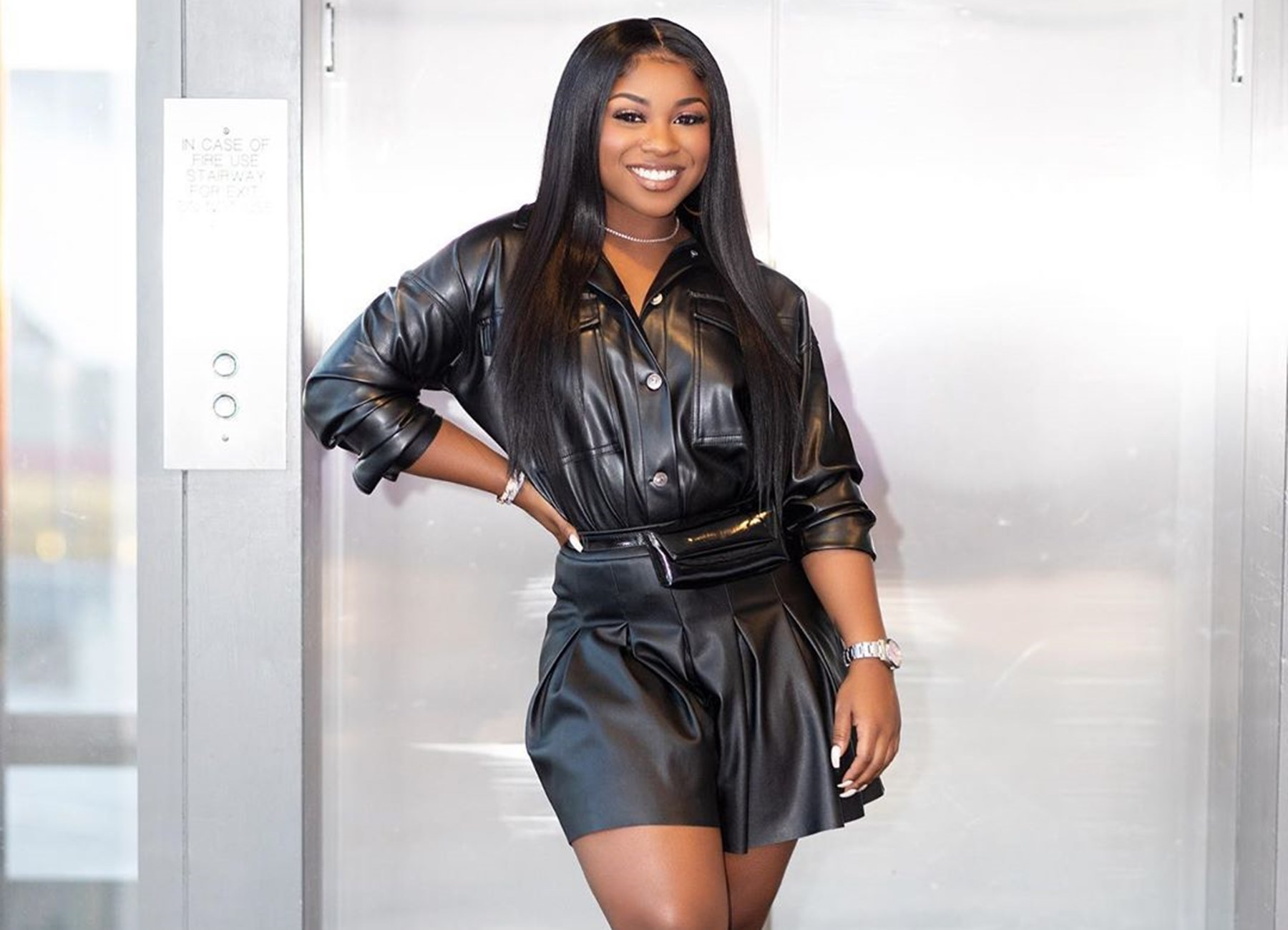 Reginae Carter Robert 'Red' Rushing Toya Jonhson