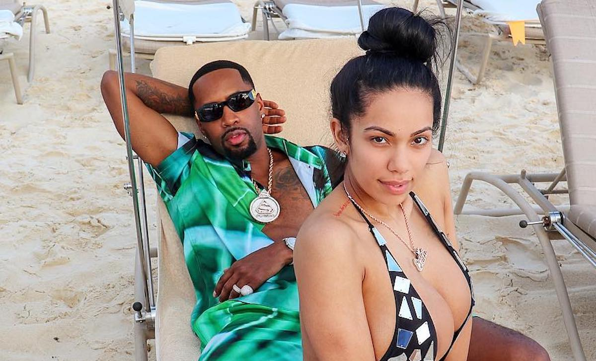 Erica Mena Makes Jaws Drop With Her Curvy Body By The Pool - Fans Adore Her Iconic Stretch Marks