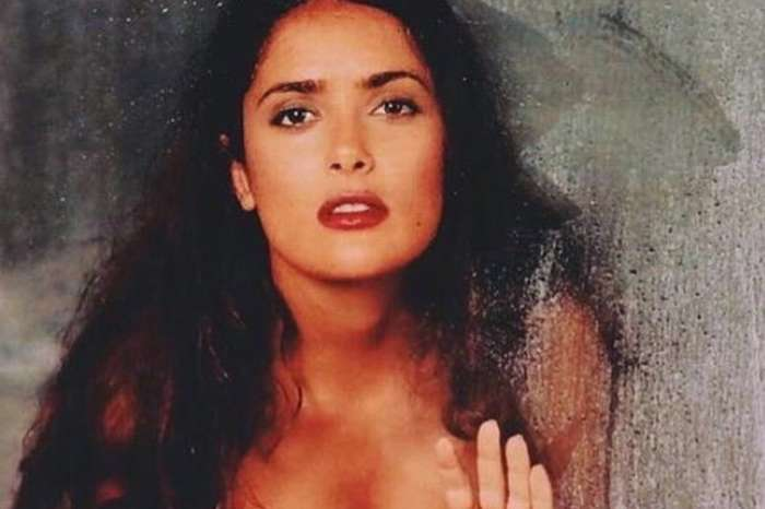 Salma Hayek Goes Makeup Free As She Shares Swimming Suit Photos And Shocks The Internet