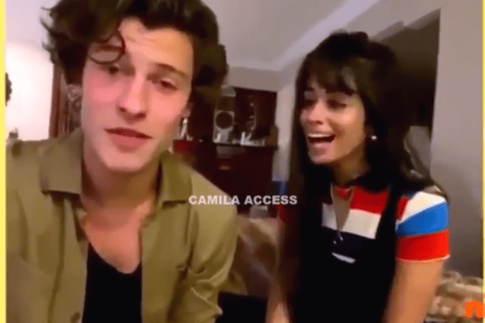 Camila Cabello Shocks The Internet With Her 'Organic Slime' Comment In Reference To Boyfriend Shawn Mendes