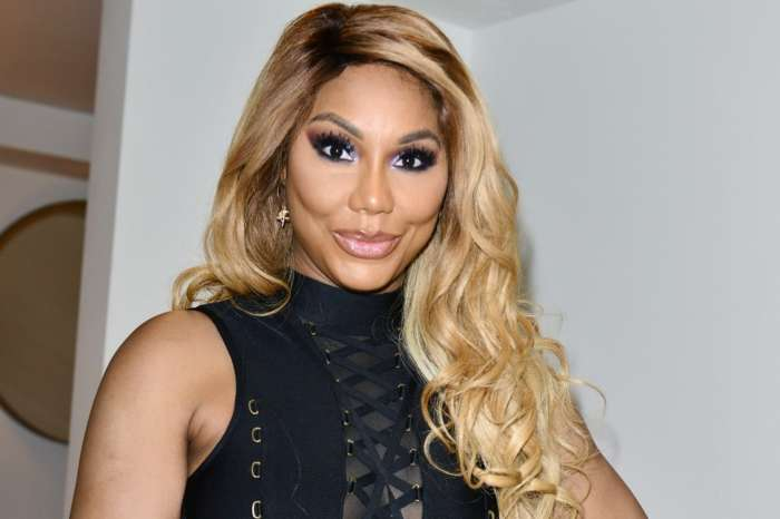 Tamar Braxton Explains Why She, Logan, And David Adefeso Are A Force In Mother's Day Message