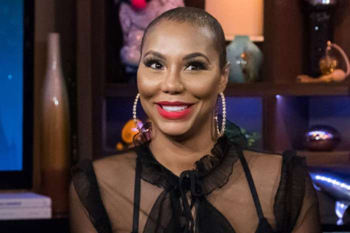 Tamar Braxton Tells Her Fans That She's Been A Vegan For Seven Days - Check Out The Result