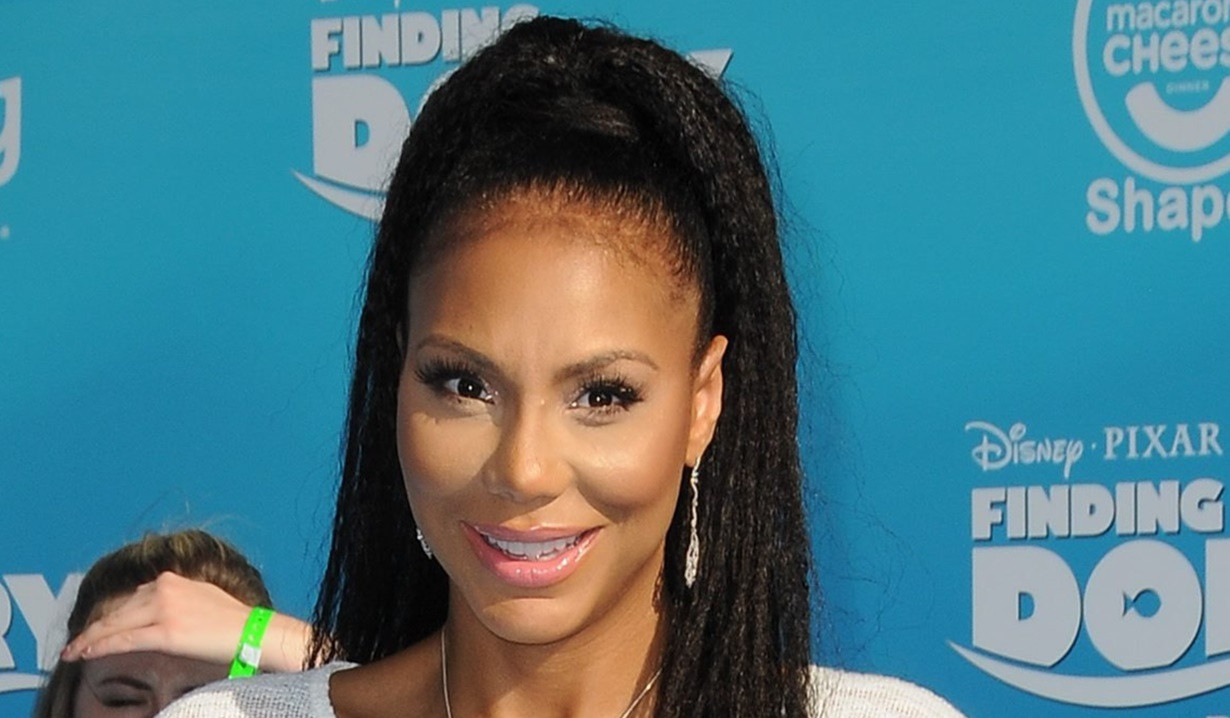 Tamjar Braxton Reveals The Secret For An Amazing Looking Hairs