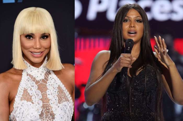Tamar Braxton Beats Babyface At The Toni Braxton Challenge In Perfect Video That Have Fans Applauding The Diva's Skills