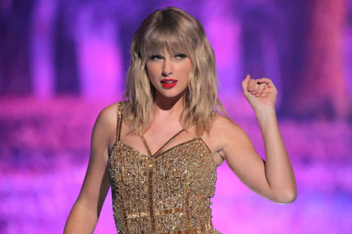 Taylor Swift Posts Adorable Throwback Footage Of Her As A 10-Month-Old Baby Chatting With Her Mom!