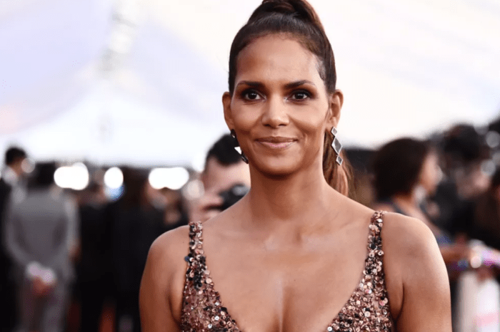 The Weeknd Flirts With Halle Berry After She Posts Hot Clip From 1994 Movie - She Responds!