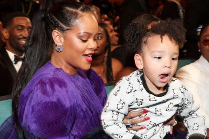 Tiny Harris Shares A Sweet Photo Of Heiress Harris That Charms Fans On The Spot