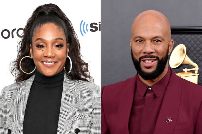 Tiffany Haddish And Common Still In Quarantine Together After Virtual Date - Watch Him Crash Her IG Live Session!