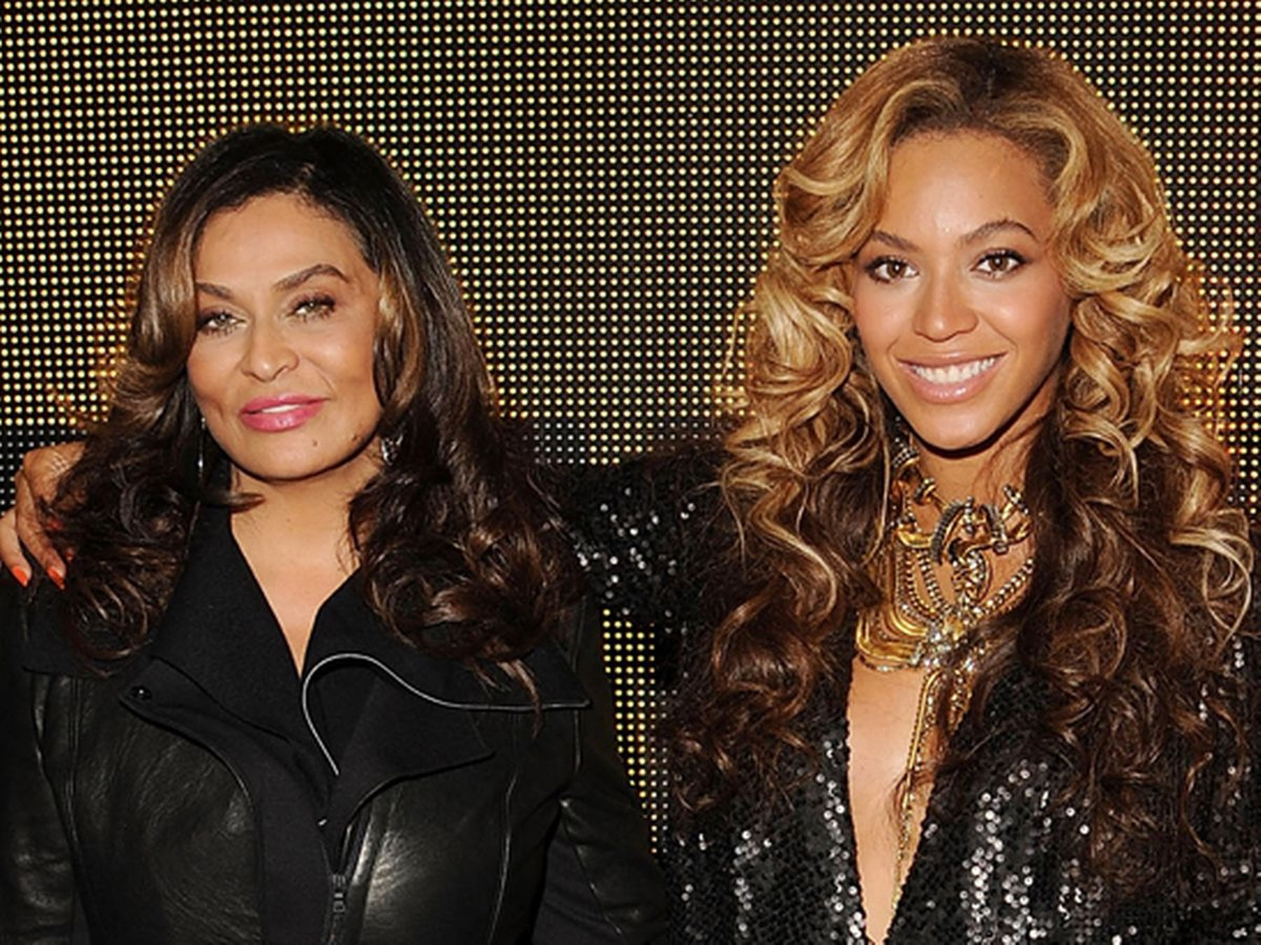 Tina Knowles Lawson Beyonce Mother's Day Message