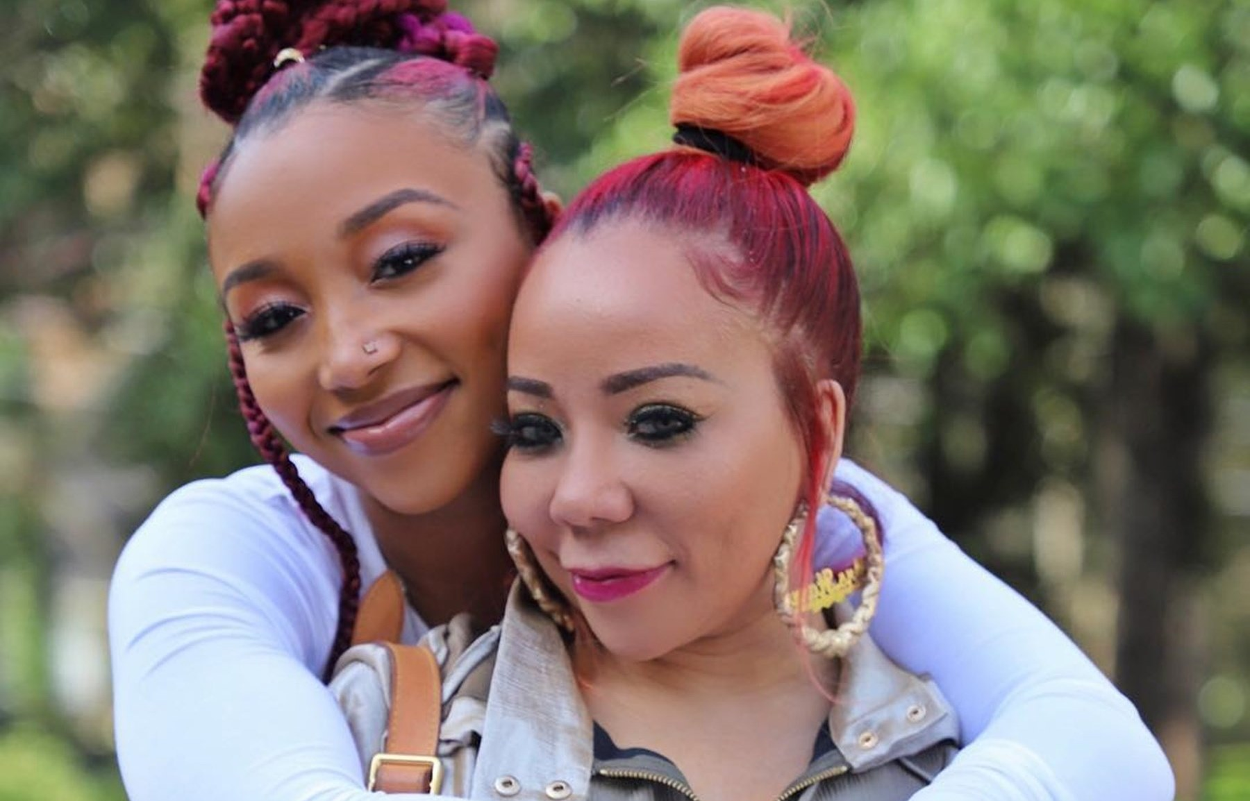 Tiny Harris Zonnique Pullins Dating Life