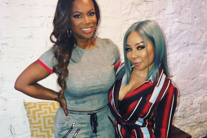 Kandi Burruss Says She Looks Like A Tom Boy In A Skirt In The Xscape Video Shared By Tiny Harris