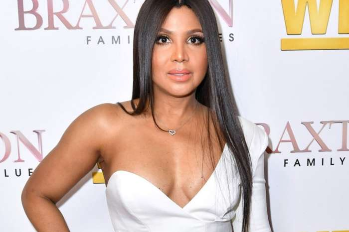 Concerned Tamar Braxton Reacts To Sister Toni Braxton's Confusing Bathing Suit/Lingerie Photo That Gives Fans Plenty To See