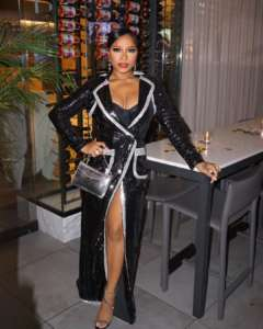 Toya Johnson Shares One Of Her Skin Secrets - Check It Out Here