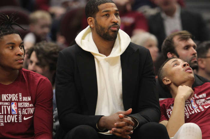Tristan Thompson Files Lawsuit Against The Woman Claiming He's Her Child's Father!