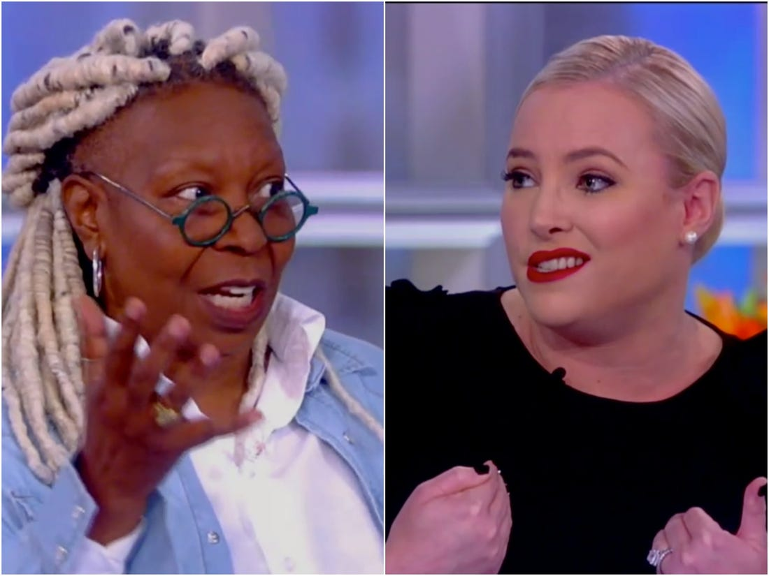 """""""whoopi-goldberg-cuts-to-commercial-to-stop-clash-with-meghan-mccain-on-the-view"""""""