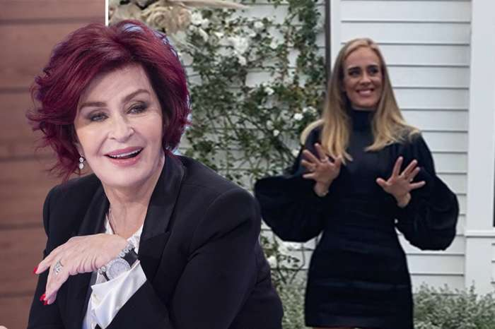 Sharon Osbourne Gets Backlash Over Suggesting 'Big Women' Are Never Truly 'Happy' While Congratulating Adele On Her Weight Loss!