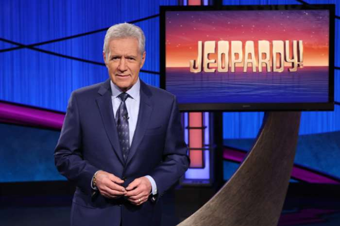 'Leave Alex Trebek Alone!' Fans Furious After Pictures Of 'Frail' Jeopardy Host Published Online