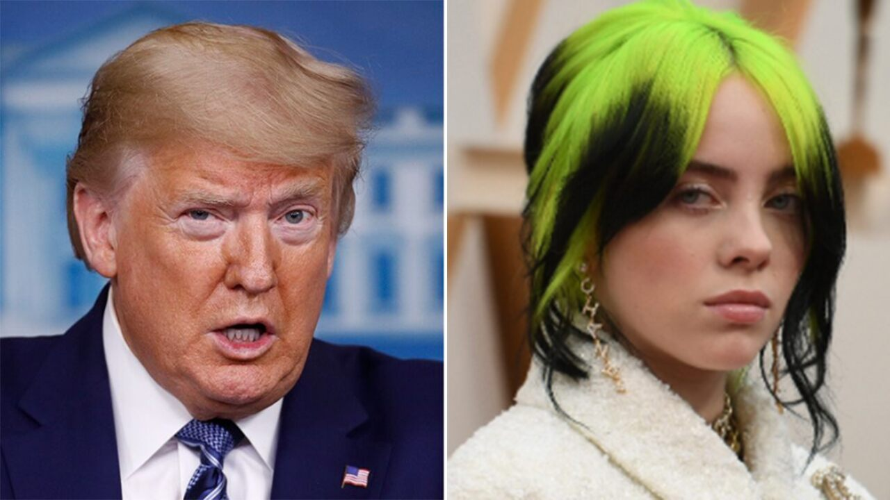 """billie-eilish-slams-donald-trump-in-angry-rant-about-how-hes-been-dealing-with-the-current-black-lives-matter-protests"""