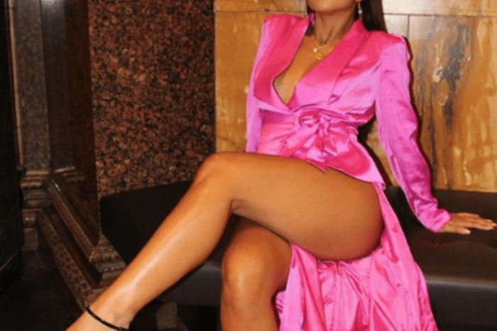 Ammika Harris Is Effortlessly Stunning In These Lingerie Photos - Chris Brown's Baby Mama Is Teasing Him And Showing Off Her Toned Body In Various Positions!
