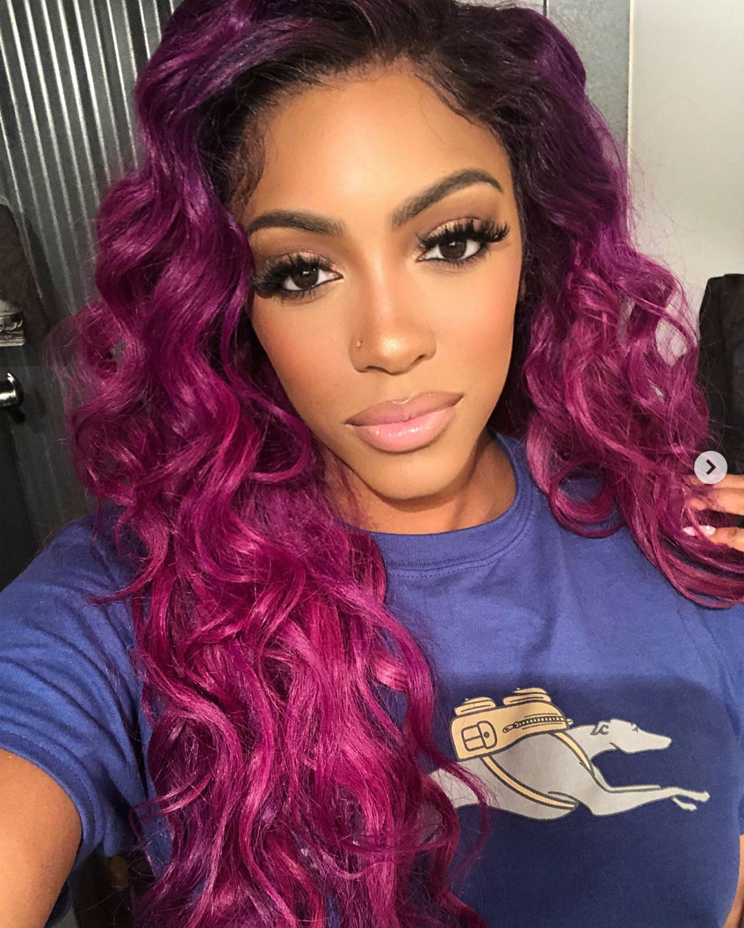 Porsha Williams Is Working Out For The First Time In A Year And A Half - See Her Clip