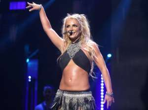 Britney Spears Finally Releases 'Mood Ring' Worldwide!