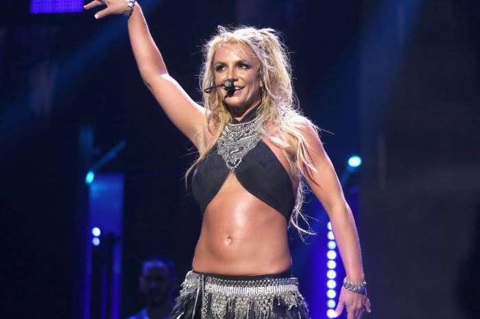 Britney Spears Finally Releases 'Mood Ring' Worldwide!