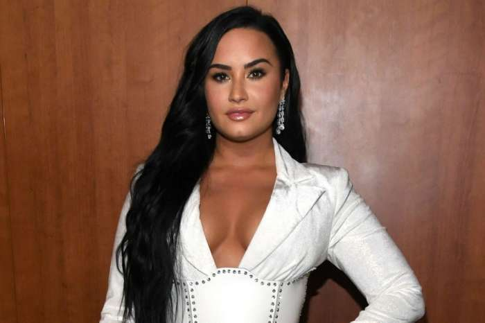 Demi Lovato Stuns In Sultry Pool Pics And Her Man Is Loving It!