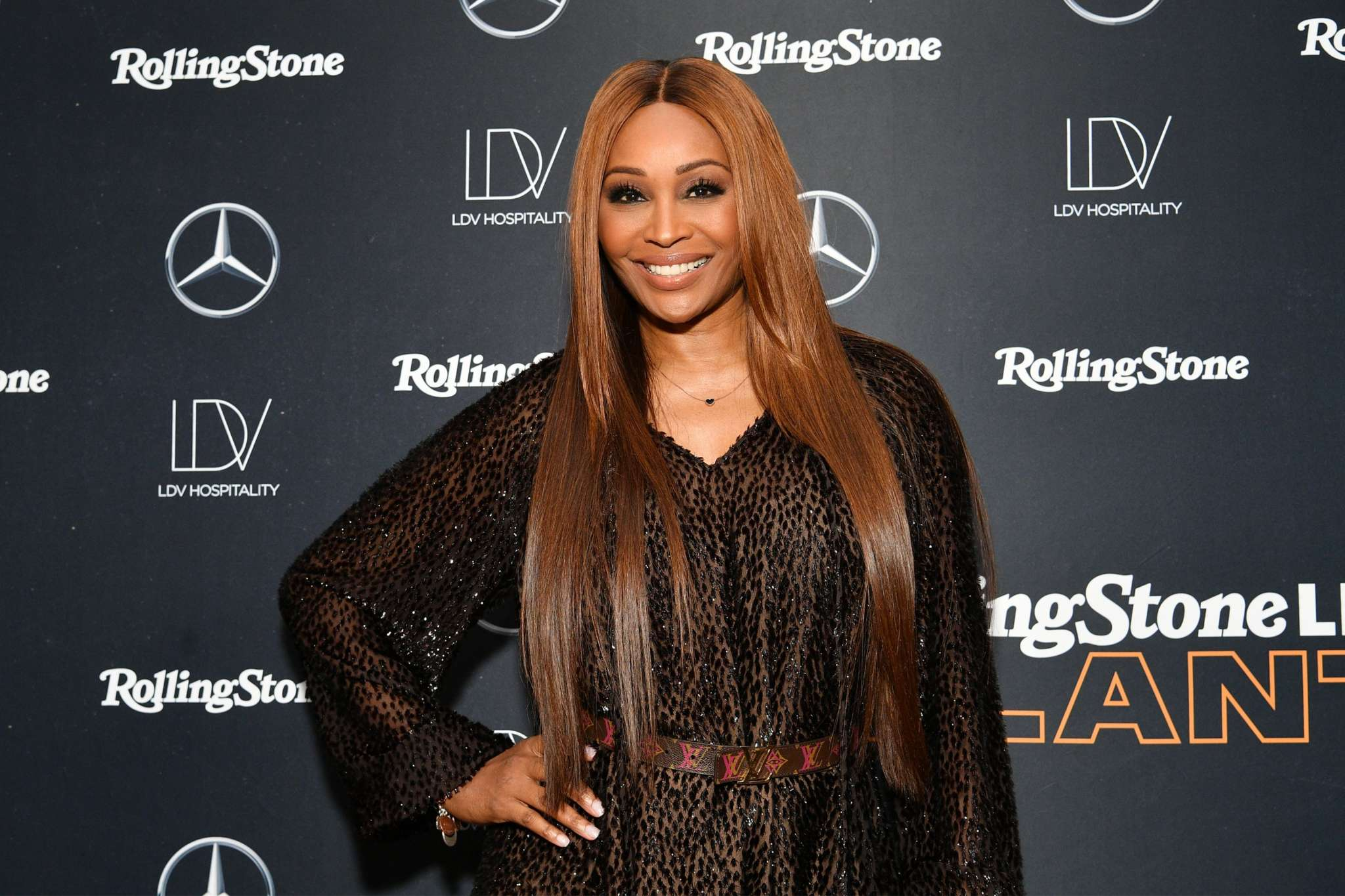 Cynthia Bailey Shows Fans What Her Bonus Daughter Prepared For Her For Mother's Day