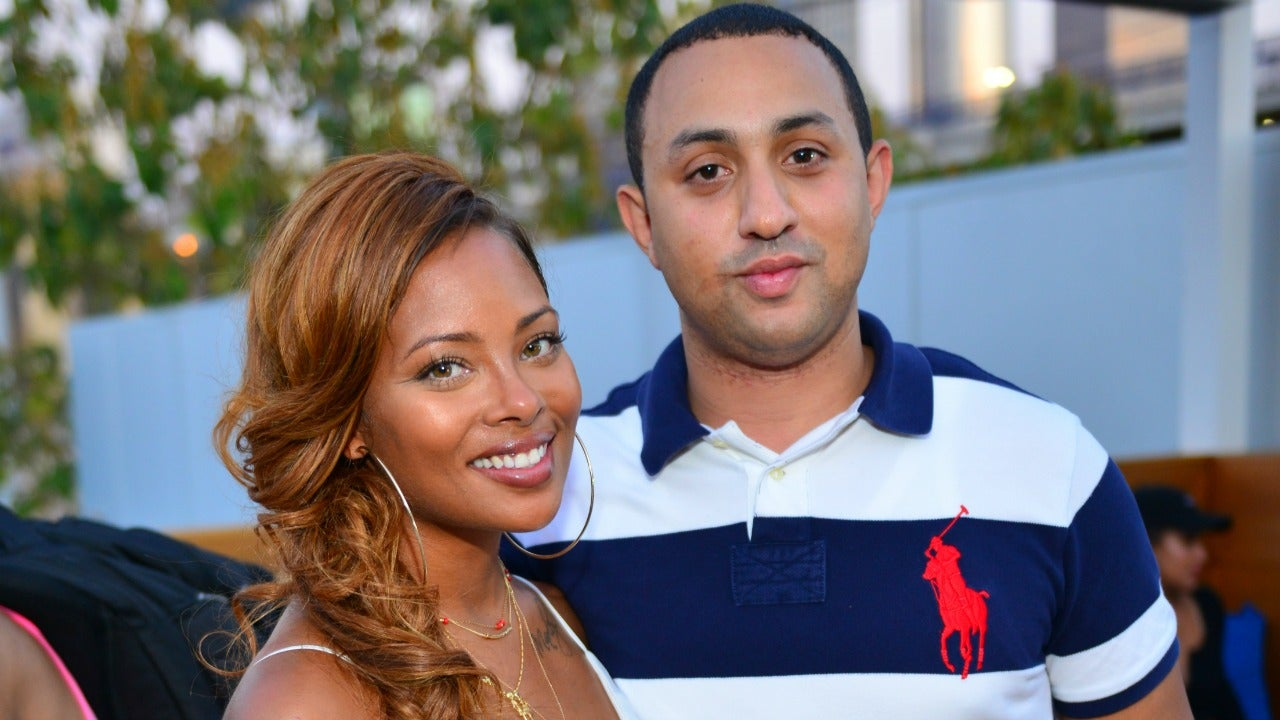Michael Sterling Defends His Wife, Eva Marcille After Some Housewives Come For Her - See The Video